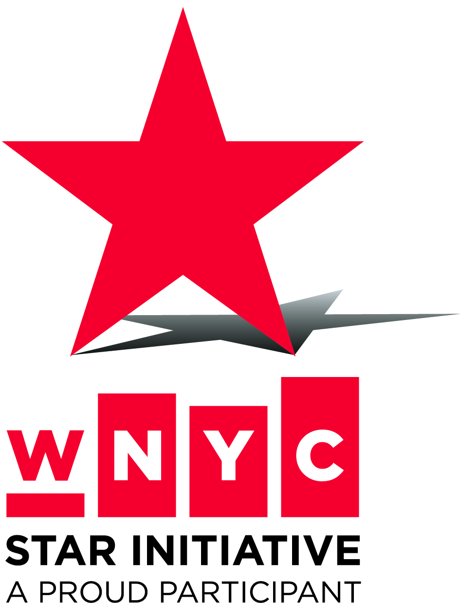 Proud Participant in WNYC's STAR Initiative!