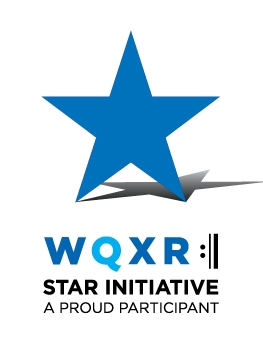 Proud Participant in WQXR's STAR Initiative!