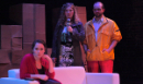 Hollis Witherspoon, Rosie Sowa & Gavin Starr Kendall in WHALE SONG or: Learning to Live With Mobyphobia